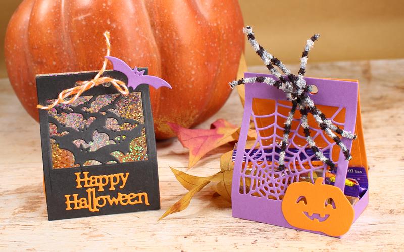 Halloween Treat Lanterns