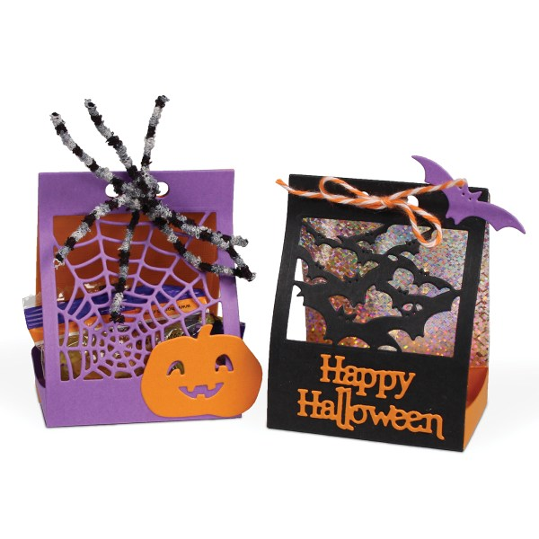 Halloween Treat Lanterns