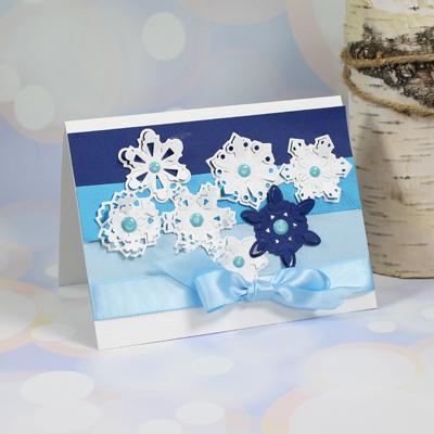 Snowflake Bursts