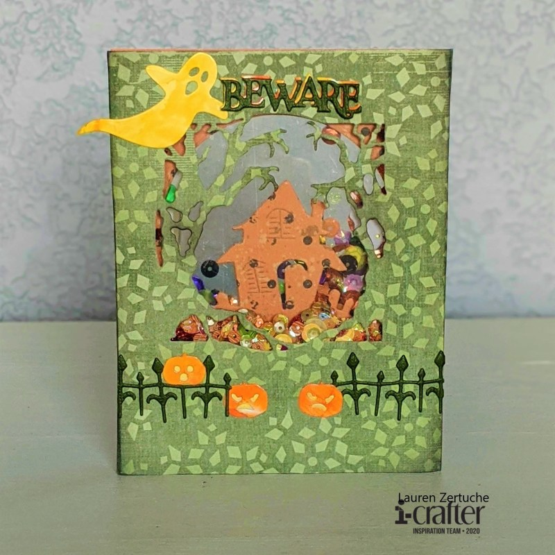 Tunnel Card, Halloween