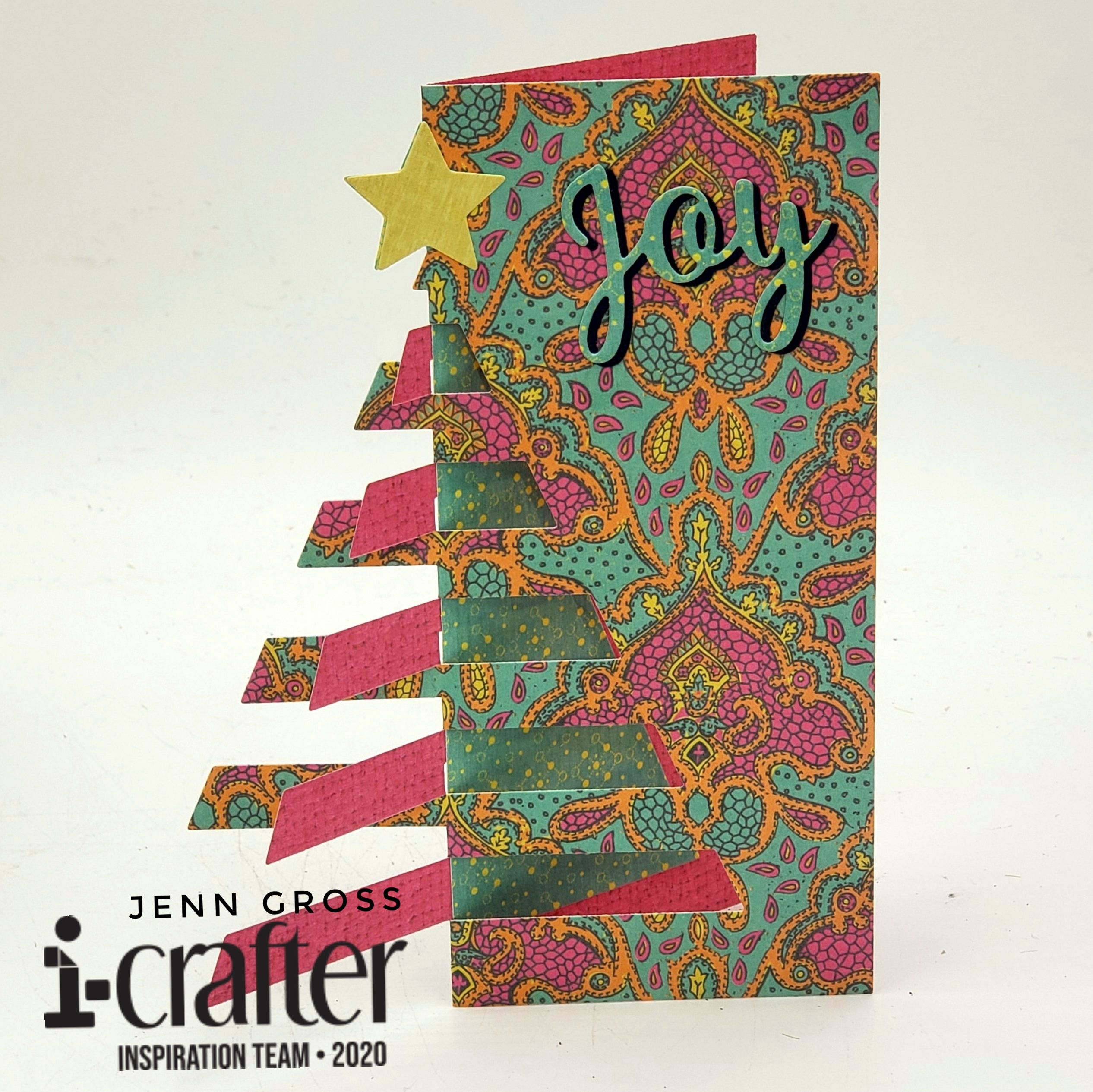 Holiday Dovetail Card