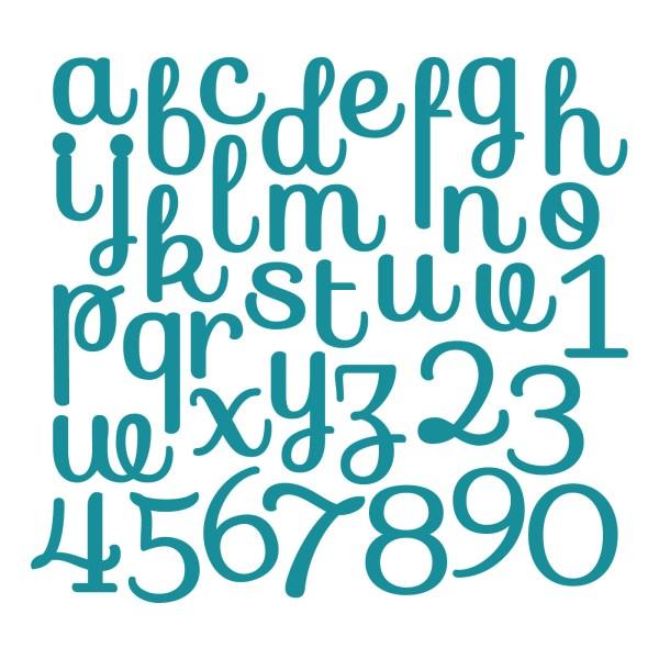 Alpha Numeric, Heather Lower