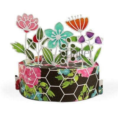 Box Pops, Flower Add-on
