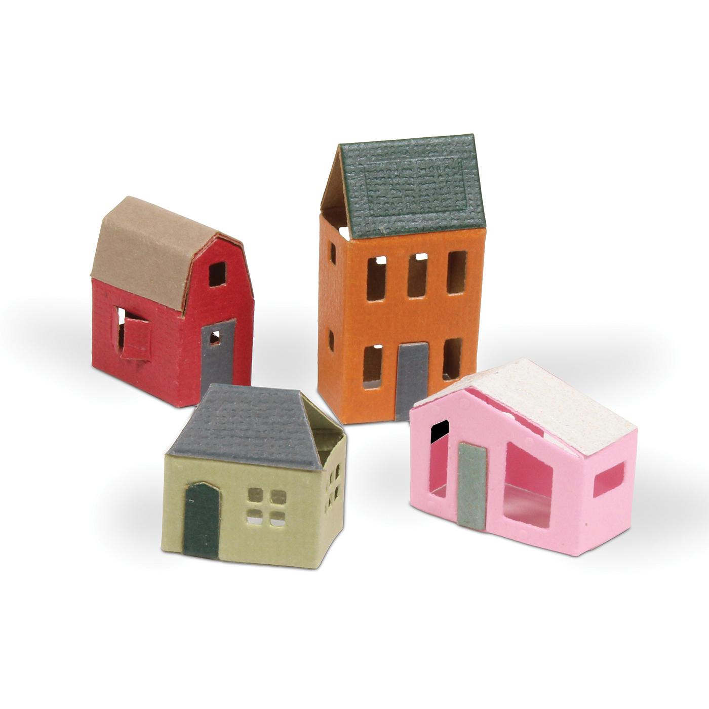 Mini Manors, 3D