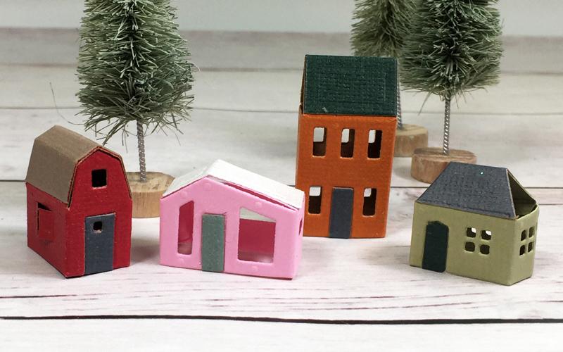 Mini Manors 3D