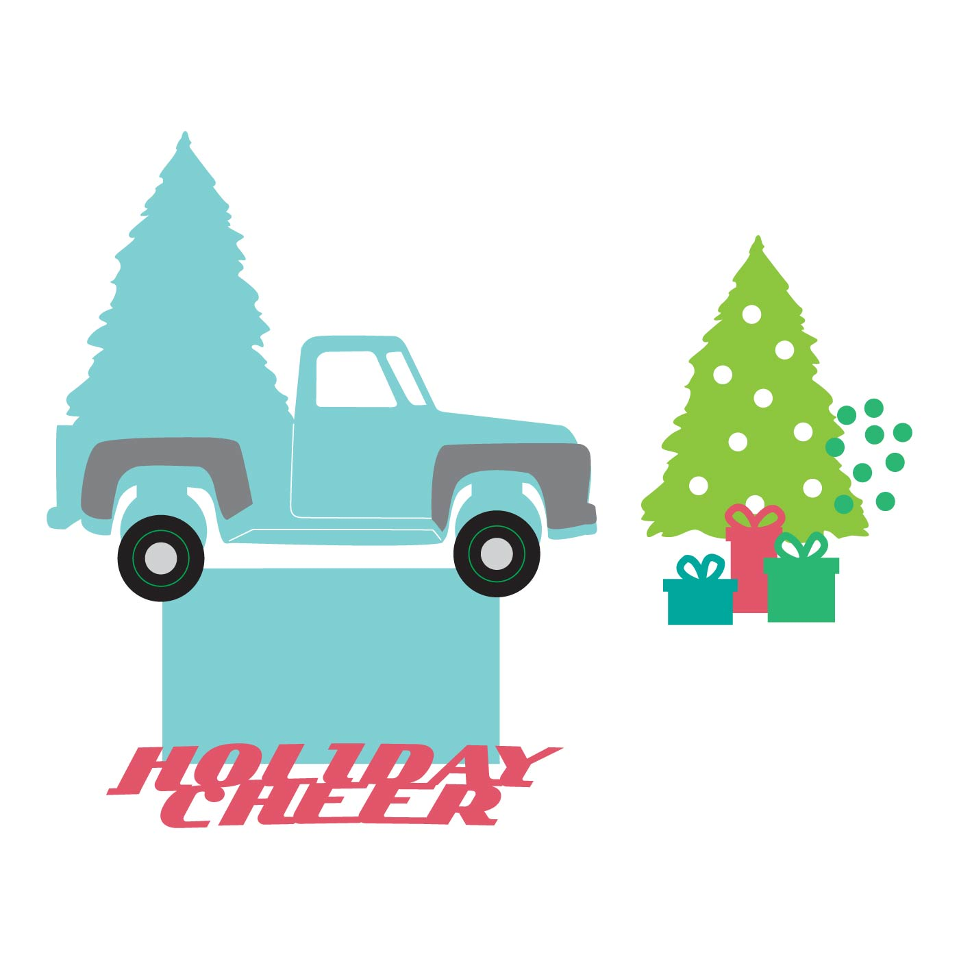 Holiday Truck