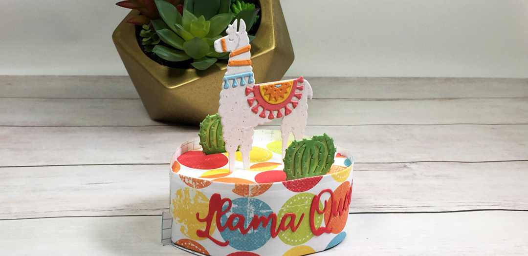 Box Pops, Llama Queen