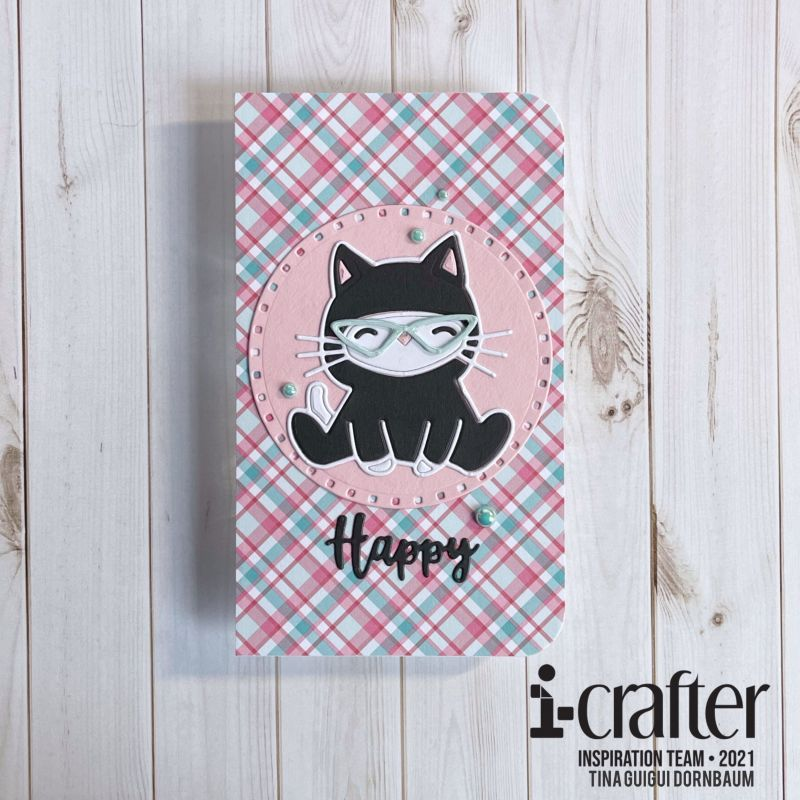 Feline Happy i-crafter