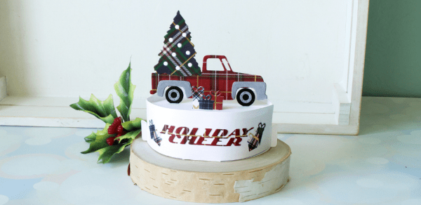 Holiday Truck Add-on i-crafter