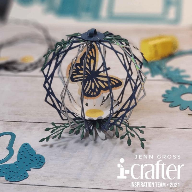 Mini Album Divider 3 i-crafter