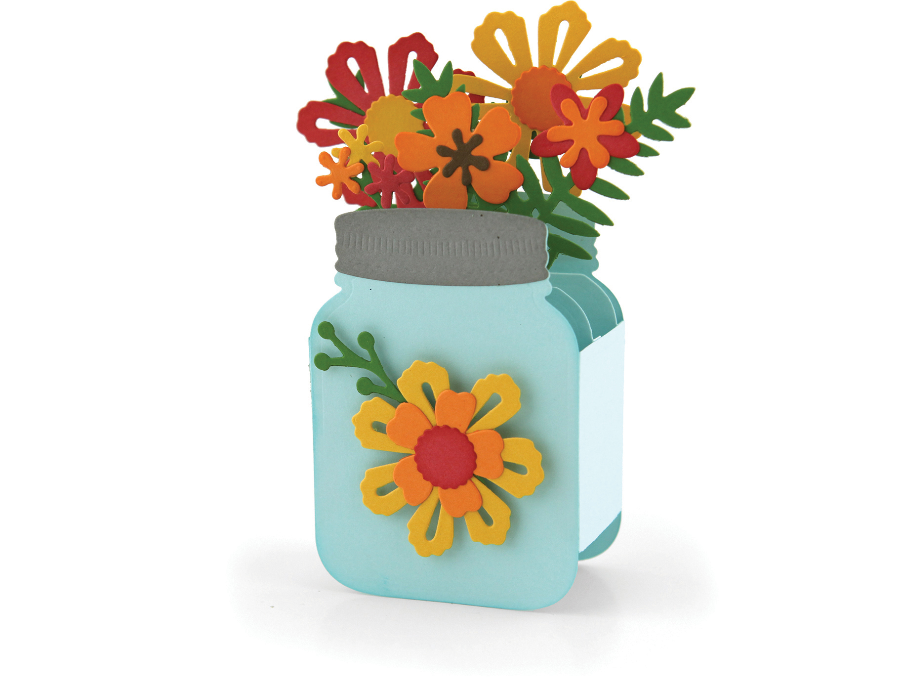 Mason Jar Box