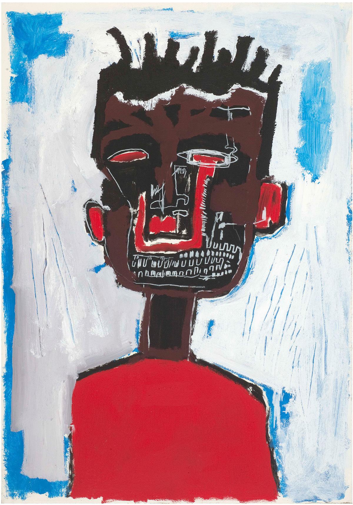 Black Art Matters Jean Michel Basquiat Read