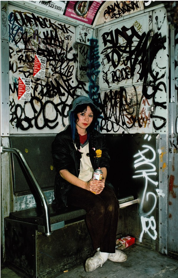 Documenting 70s Golden Age Of Nyc Graffiti Culture