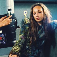 Clayton Sofa Uk Leather Manufacturers Maddie Ziegler Is Starring In Sia's Movie - I-d