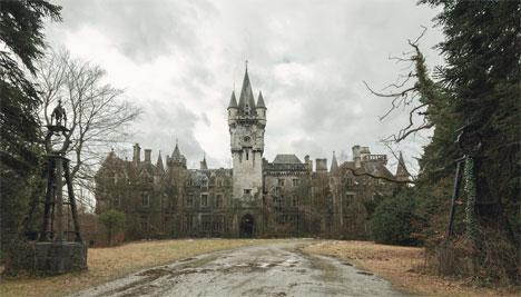 Forgotten Tourist Destinations Castle Belgium