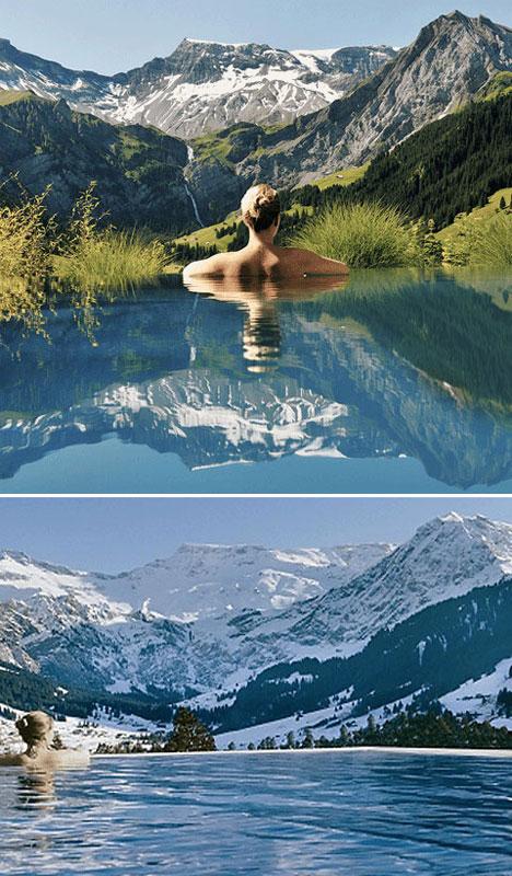 Amazing Pool Switzerland