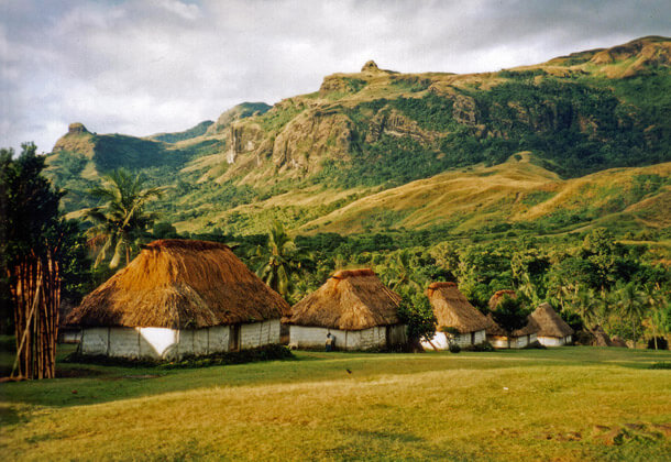 Top 10 Islands World Fiji Nausori-Highlands