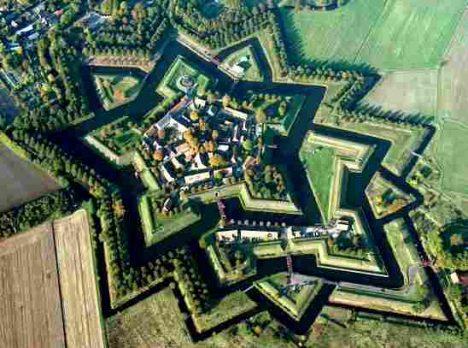 Underrated Tourist Spots - Bourtange, Netherlands