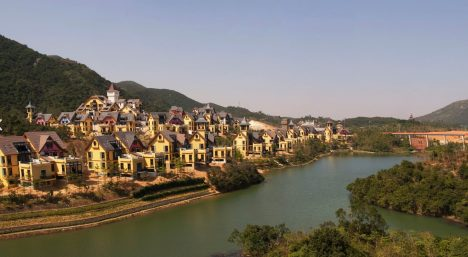 Shenzhen Low Carbon City Hotel 'Interlaken' in Shenzhen