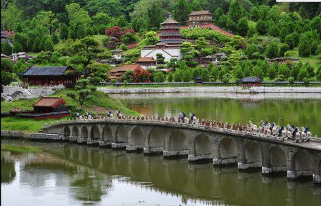 Shenzhen Low Carbon City Themepark 'Splendid China'