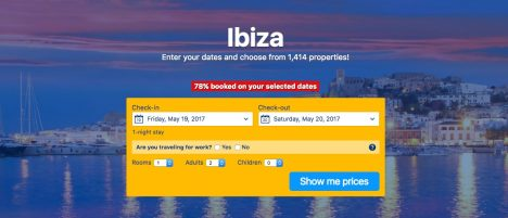 Cheapest expensive Beaches Europe Book a bed on Ibiza, Spain
