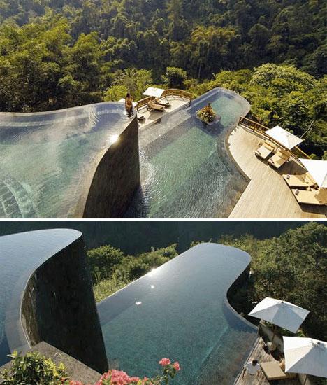 amazing pool bali