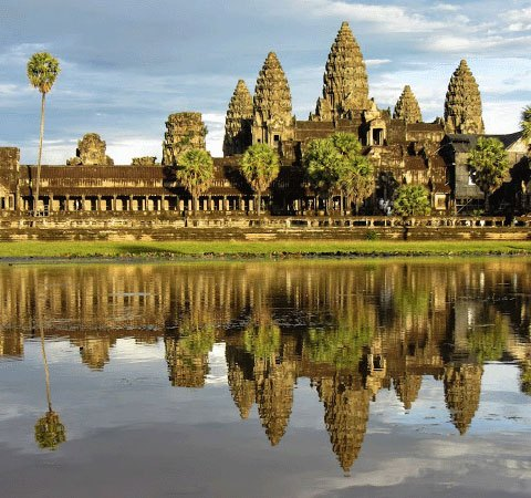 Top 10 Inner Cities 2018 Angkor Wat