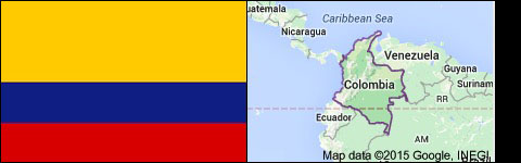 Countries to avoid in Latin America Colombia