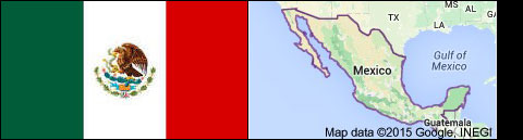Countries avoid Latin America Mexico