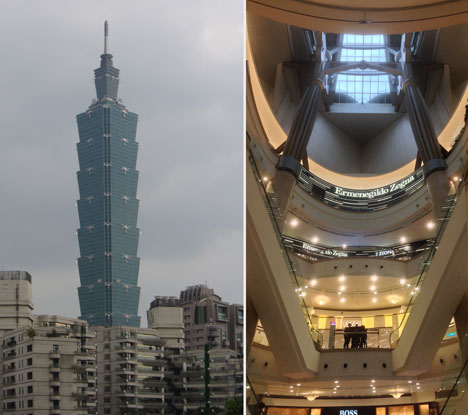 7 tourist destinations avoid Boring Taipei