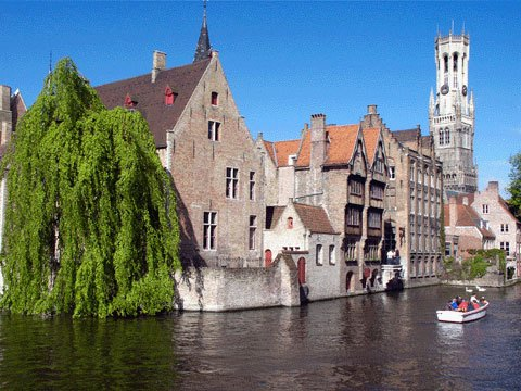 Top 10 Inner Cities 2019 Bruges