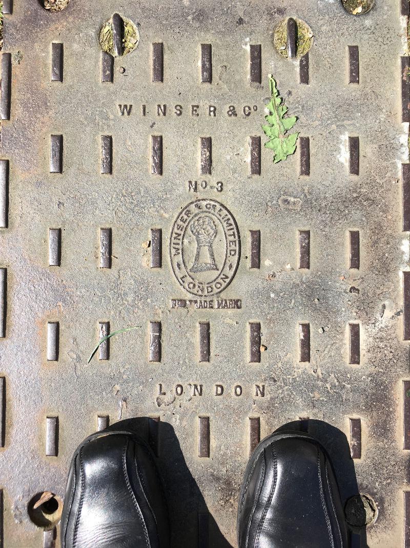 drainspotting london