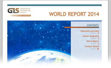 GIS-world-report-2014