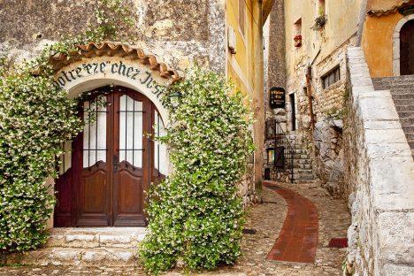Underrated tourist spots Eze France