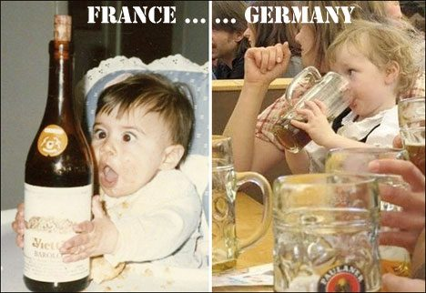 French education vs German education :)