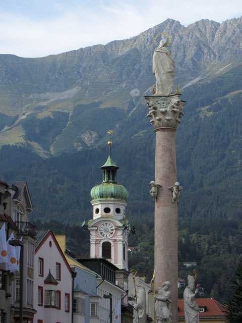 Top 10 Inner Cities 2019 Innsbruck