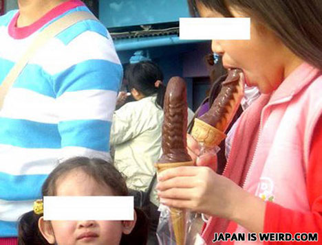 weird places japan