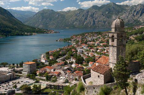 Hidden tourist spots Kotor Montenegro