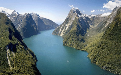 Tourist Top 10 Bucket List 2018 New Zealand