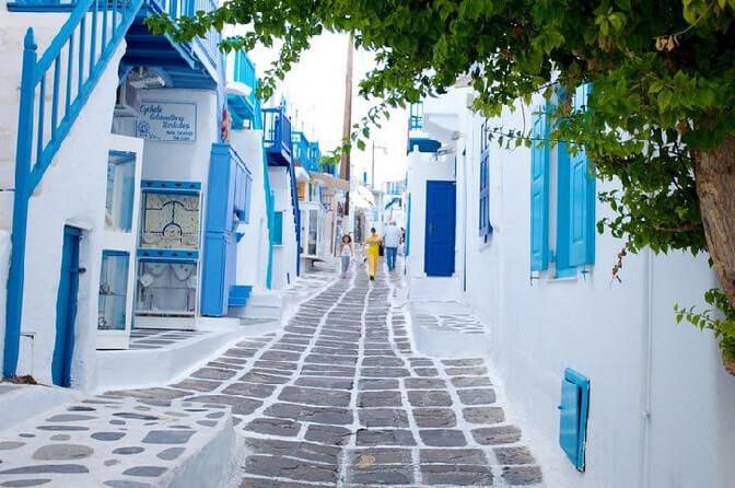 Top 10 Islands World Mykonos