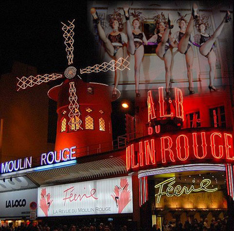 Paris Erotic within Limits: Molin Rouge