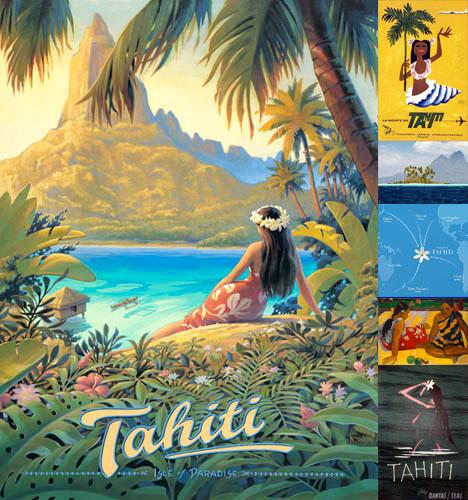 Tahiti tourism