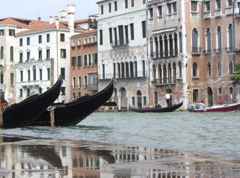 Top 10 cities of the year Venice