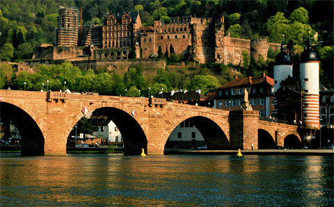 Top 10 Tourist Hot Spots Germany Heidelberg