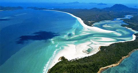 Top 10 Islands World Whitsunday Australia