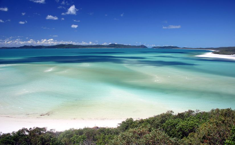 Top 10 Islands in the World: Whitsunday Australia