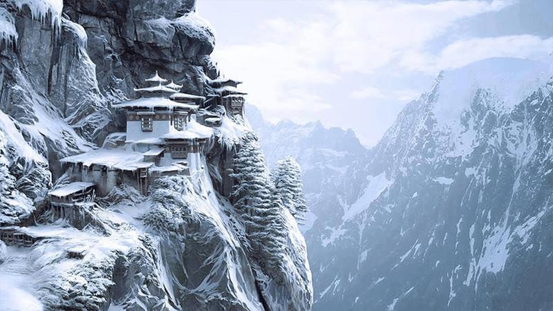 Bhutan last frontier
