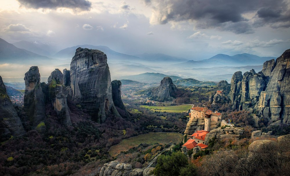 Day trip to Meteora