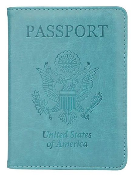 RFID-proteced wallet/passport holder from GDTK