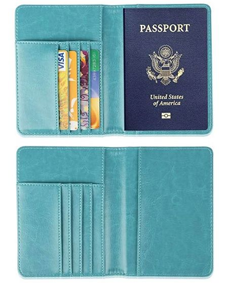 RFID-proteced wallet/passport holder from GDTK
